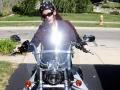Princess On Harley